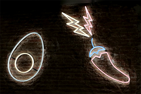 BIGPRINTS_Decoracion-interior-simil-neon-restaurante-Ole-Mole-en-Madrid