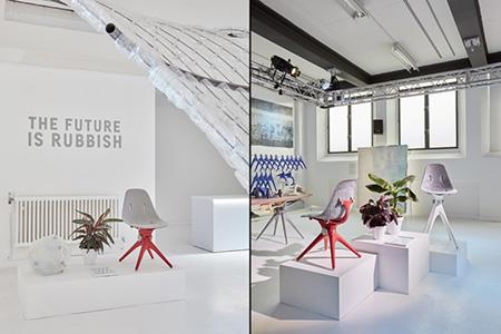 BIGPRINTS_El-reciclaje-en-mobiliario-del-showroom-de-Pentatonic-en-Londres