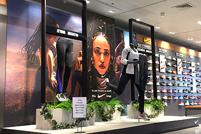 BIGPRINTS_Produccion-de-escaparates-Nike-nikewomen-Madrid