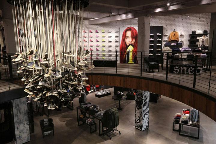 Shoe Shops Union Square Nyc