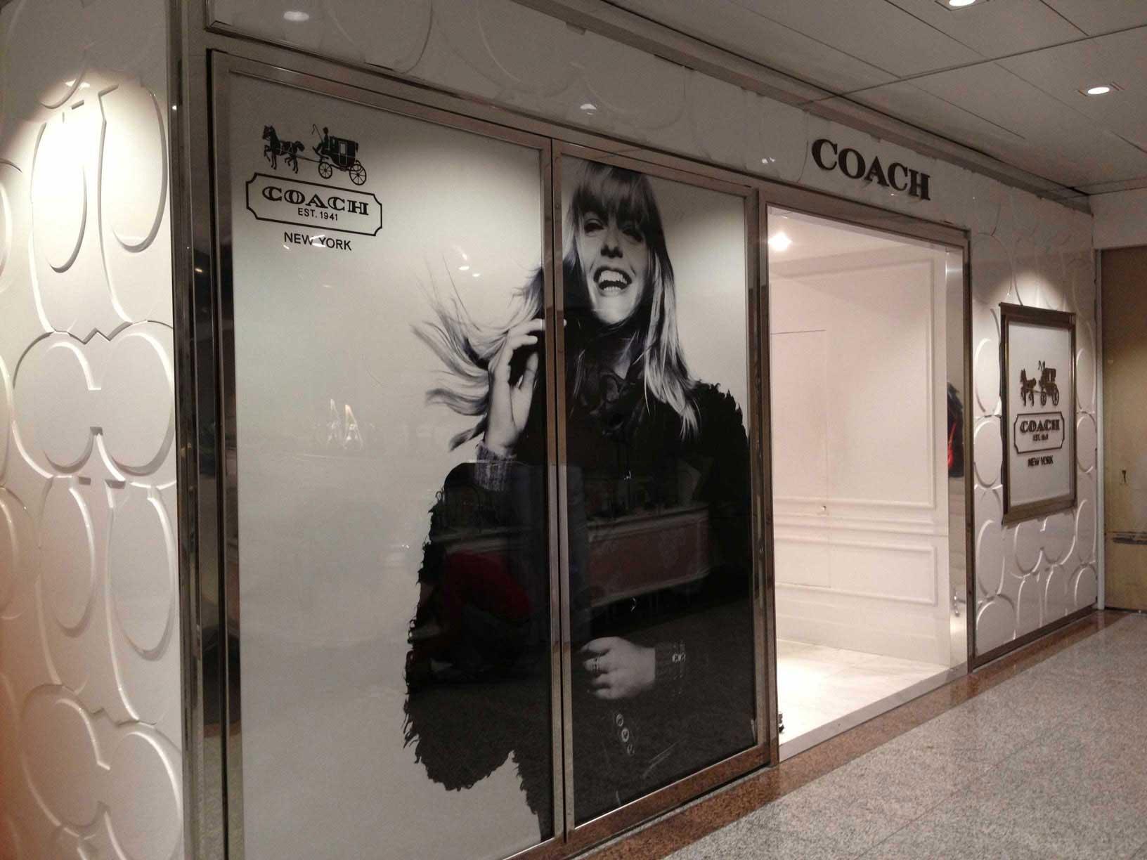 BigPrints comienza a trabajar para la marca Coach en España, UK, Francia y Portugal
