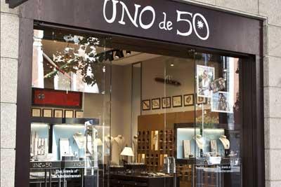 Nueva tienda de uno de 50 en serrano - Joyeria calle serrano ...