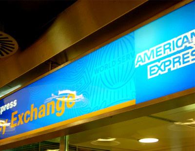 Fabricacion y montaje de rotulos luminosos exteriores de for Oficinas de american express